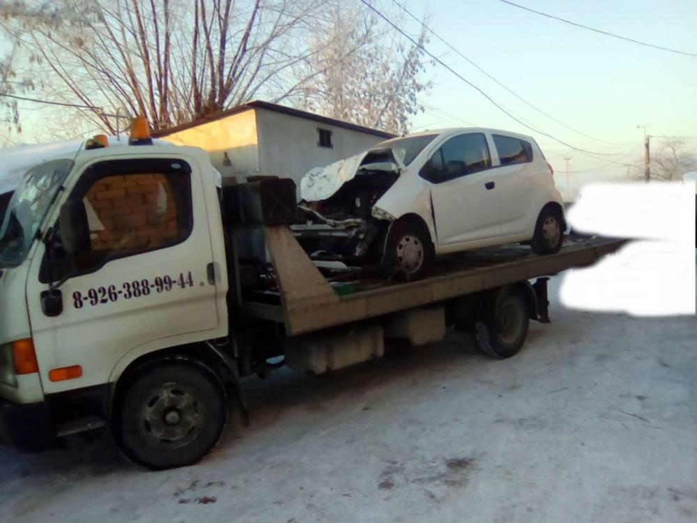 Эвакуация автомобиля из г. Жуковский в г. Железнодорожный