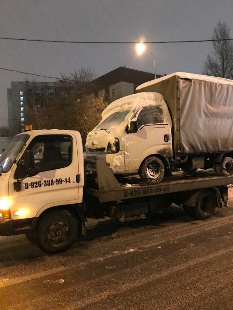 Эвакуация г.Жуковский - Новорязанское шоссе