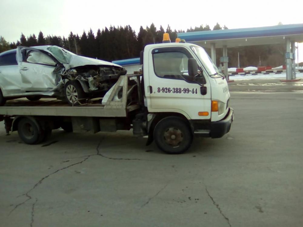 Эвакуация автомобиля Новорязанское шоссе — пос.Малаховка