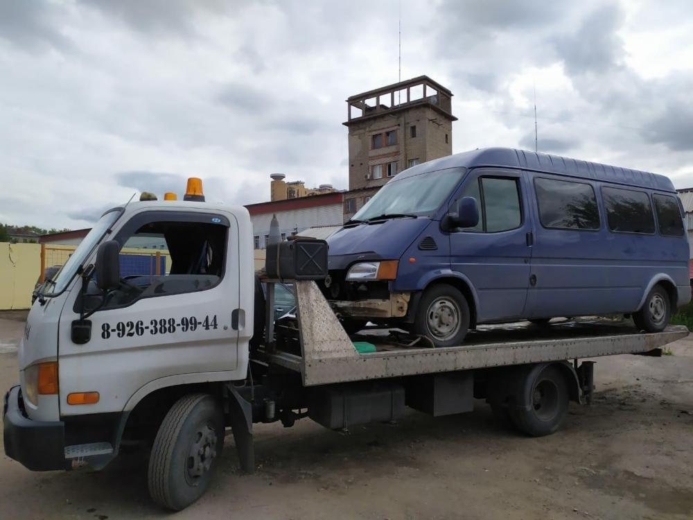 Эвакуация машины до автосервиса г.Жуковский — Кратово.