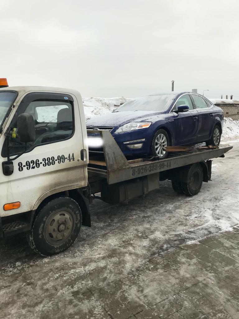 Эвакуация  по городу Жуковский. Легковой автомобиль перевезти за 2000 рублей.